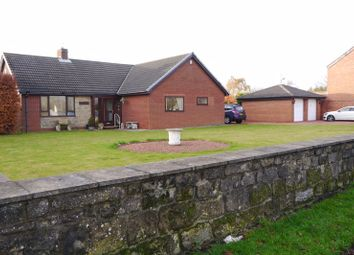 Thumbnail 4 bed detached bungalow for sale in Thornley Terrace, Bedlington