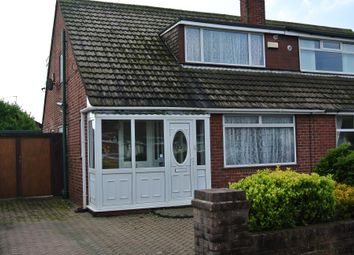 Thumbnail 3 bed bungalow to rent in Radnor Avenue, Thornton Cleveleys