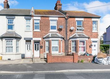Thumbnail 2 bed terraced house for sale in Oxford Road, Clacton-On-Sea