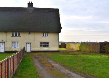 Thumbnail 2 bedroom cottage to rent in Station Road, Tivetshall St. Margaret, Norwich