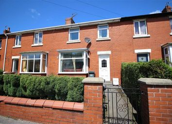 Thumbnail 3 bed terraced house for sale in Balshaw Road, Leyland, Preston