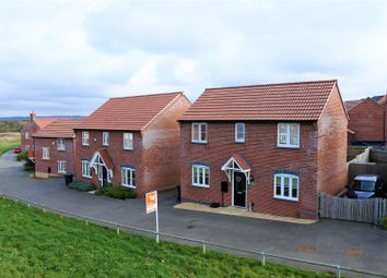Thumbnail 3 bed detached house for sale in Alnwick Way, Grantham