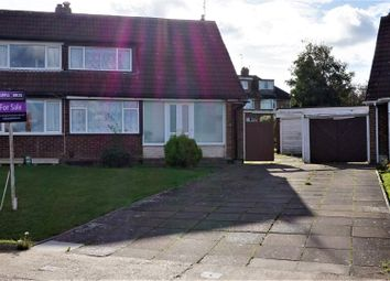 Thumbnail 2 bedroom semi-detached house for sale in Wadhurst Ave, Luton