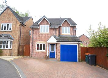 Thumbnail 3 bed detached house for sale in Tulip Walk, Rogerstone, Newport
