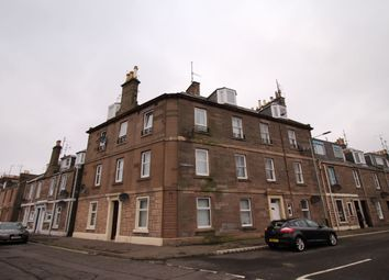 Thumbnail 3 bed flat for sale in Railway Place, Montrose