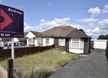 Thumbnail 3 bed semi-detached bungalow to rent in Chalk Pit Avenue, Orpington