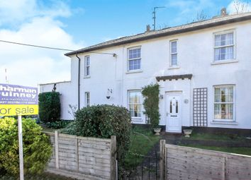 Thumbnail 3 bed detached house for sale in Station Road, Deeping St. James, Peterborough