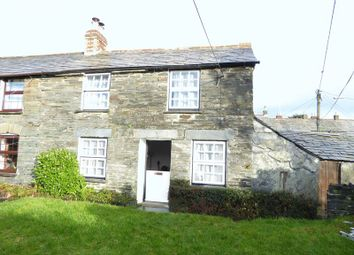 Thumbnail 2 bed cottage to rent in Pengelly, Delabole