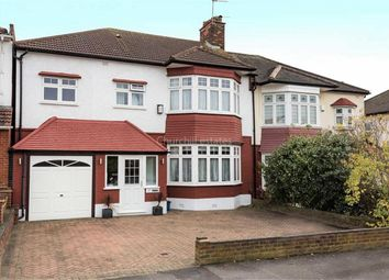 Thumbnail 5 bed semi-detached house for sale in Byron Avenue, London