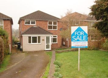 Thumbnail 3 bed detached house for sale in Ash Close, Lydney