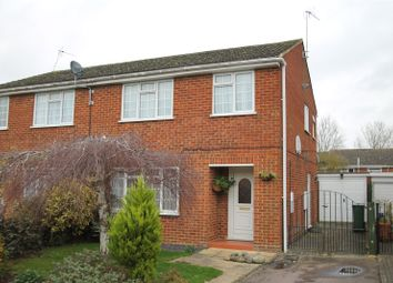 Thumbnail 3 bed semi-detached house to rent in Otters Brook, Buckingham, Buckinghamshire