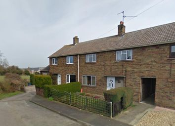 Thumbnail 3 bed terraced house to rent in De Roos Way, Stoke Albany, Market Harborough