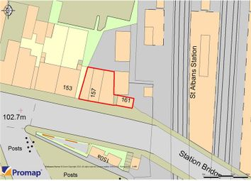 Thumbnail Retail premises for sale in 155-157, 159 And 161, Victoria Street, St. Albans, Hertfordshire, UK