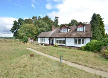 Thumbnail 3 bed equestrian property for sale in Cryals Road, Matfield, Tonbridge