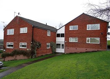 Thumbnail 1 bed flat to rent in Hallowes Rise, Dronfield