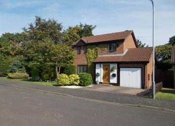 Whinham Way, Morpeth NE61. 4 bed detached house