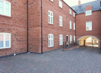 Thumbnail 2 bed flat to rent in Apartment 10, The Vaults, South Street, Ashby-De-La-Zouch
