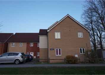 Thumbnail 2 bed flat for sale in Maidenhall Approach, Ipswich