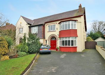 Thumbnail 4 Bed Semi Detached House For Sale In Ryder Crescent Birkdale Southport