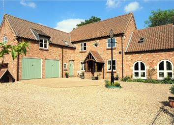 Thumbnail 5 bed detached house for sale in Church Lane, Brandon, Grantham
