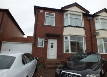 Thumbnail 4 bed semi-detached house for sale in Ventnor Avenue, Newcastle Upon Tyne