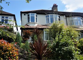 Thumbnail 4 bed end terrace house for sale in Wharncliffe Road, South Norwood