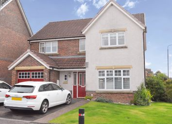 Thumbnail 4 bed detached house for sale in Wallacebrae Avenue, Reddingmuirhead, Falkirk