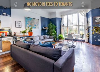 Thumbnail 3 bed flat to rent in Haringey Park, London
