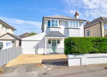 Thumbnail 3 bed detached house for sale in Corhampton Road, Southbourne, Bournemouth