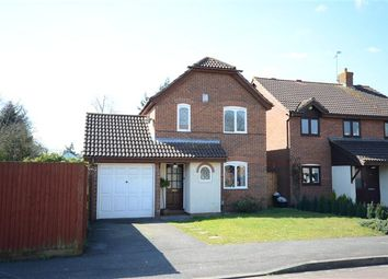 Thumbnail 3 bed detached house to rent in Turnstone Close, Winnersh, Wokingham