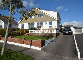 Thumbnail 4 bed semi-detached house for sale in Broadpark Road, Torquay