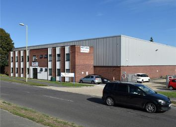 Thumbnail Warehouse for sale in 4, East Portway, Andover, Test Valley, UK