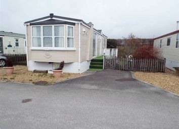 Thumbnail 1 bedroom mobile/park home for sale in Dulhorn Farm Holiday Park, Lympham, Somerset