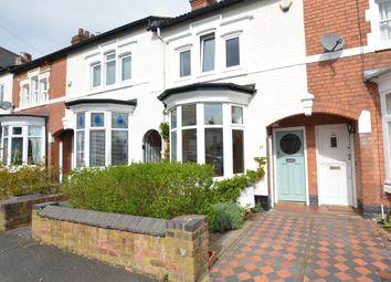 Thumbnail 3 bedroom terraced house for sale in Station Road, Harborne, Birmingham