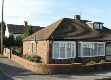 Thumbnail 2 bed semi-detached bungalow for sale in Carmel Gardens, Guisborough
