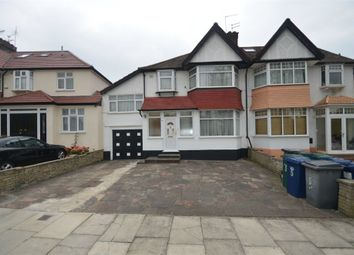Thumbnail 5 bedroom semi-detached house to rent in Glendor Gardens, London