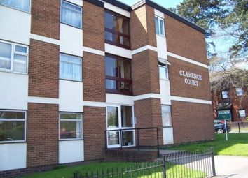 Thumbnail 1 bed flat to rent in Clarence Court, London Road, Hinckley
