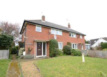 Thumbnail 3 bed semi-detached house for sale in Elstead, Godalming, Surrey