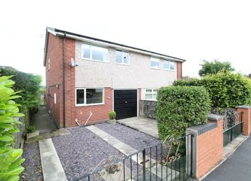 Thumbnail 4 bed semi-detached house for sale in Well Street, Biddulph, Stoke-On-Trent