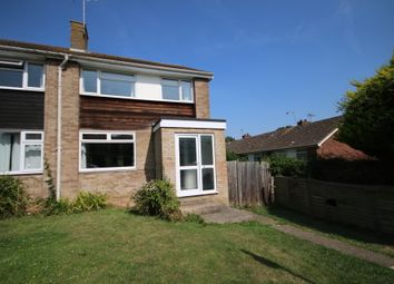 Thumbnail 5 bedroom end terrace house to rent in Tenterden Drive, Canterbury, Kent