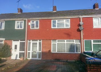 Thumbnail 3 bedroom terraced house for sale in Dunster Place, Coventry