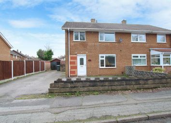 Thumbnail 3 bedroom semi-detached house for sale in Vicarage Road, Mickleover