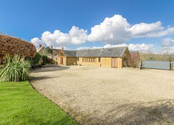 Thumbnail 3 bed barn conversion for sale in The Green, Warmington, Banbury