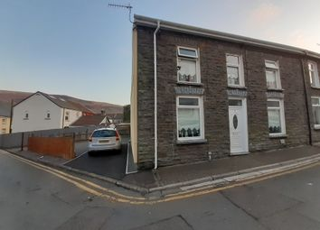 Thumbnail 3 bed end terrace house for sale in Office Street, Porth