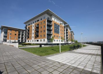 Thumbnail 1 bed flat to rent in Fishguard Way, Gallions Reach, King George, Royalalbert, Royal Docks, London, London