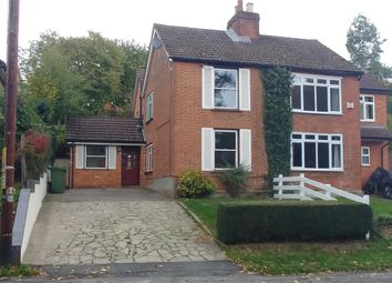 Thumbnail 3 bed semi-detached house to rent in Clovelly, 26 Deanway, Chalfont St. Giles