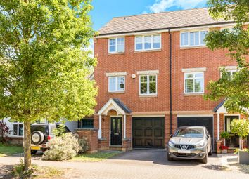 Thumbnail 3 bed town house for sale in Lucerne Avenue, Bicester