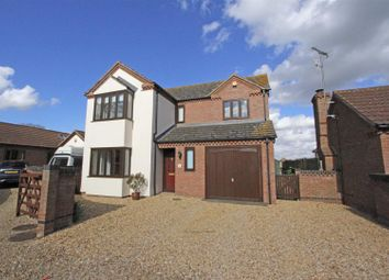 Thumbnail 4 bed detached house for sale in The Spinney, Twenty, Bourne