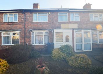 2 bed terraced house for sale in Birches Green Road, Erdington, Birmingham B24
