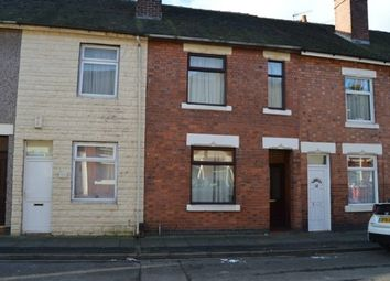 Thumbnail 2 bed terraced house to rent in Oldfield Street, Fenton, Stoke - On -Trent
